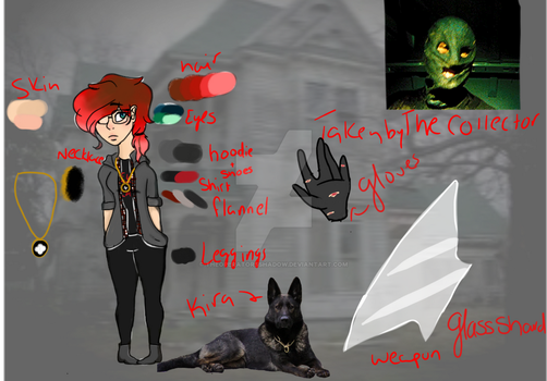 Horrorsquad Persona by TheOperatorsShadow
