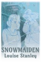 Snowmaiden cover 2  - Amarante font by crowqueenuk