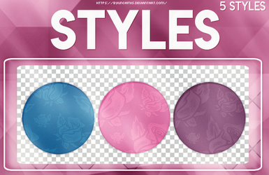 Styles #5   ByunCamis by fairyixing