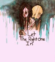 Let The Right One In by daddy-likes-men11