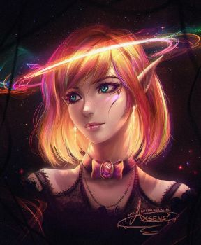 Magic Elf by Axsens