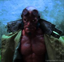 Hellboy series : 6 by Arioanindito