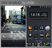 Dark Simplicity MIUI by chrillo