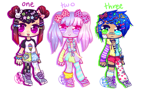 { pastel decora} { closed } by hello-planet-chan