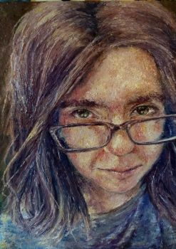 Self Portrait by esther-rose-mouse