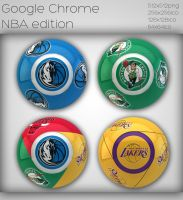 google chrome nba edition by xylomon