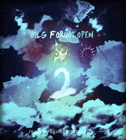 MLG Forum Open Poster by CatPudding