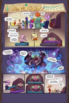 Halloween Prelude- FABRIQUE by Dreamkeepers