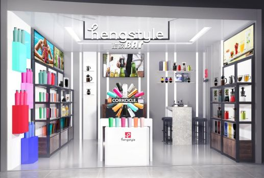 retail store design by Jennywu