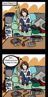 DCL: Packing for School by Avender