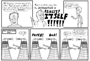 Davros' Reality Check by The-Hellish-Gnome