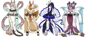 (CLOSED) Adoptables .o16 by Mymy-TaDa