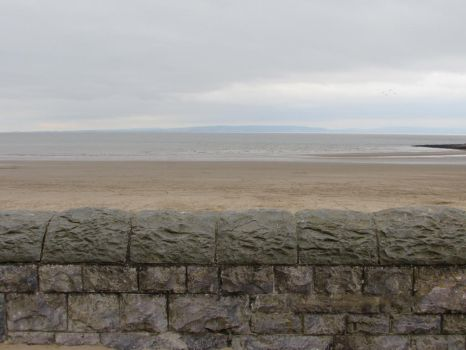 Beach Wall by TinaLouiseUk
