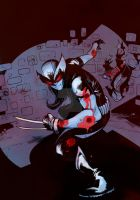 All new Wolverine by SebasP
