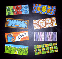 Finished Moo Minicards by moopf