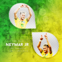 NEYMAR JR Pack PNG #1 by LoveEm08