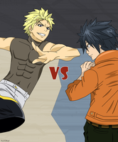 Sting vs Gray by Nobl3kat