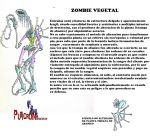 magical creatures : vegetal zombie by puticron