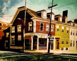 The Wired Monk, Halifax, NS by danielcormier