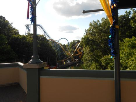 Busch Gardens Europe- Roller Coasters! by melodious-nightfall