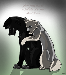 Miss me when I'm gone by The-BloodySmile
