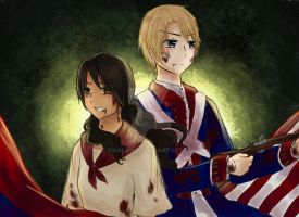 APH : Bravery by sigalawin