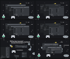 Discord Theme Win10 April 2018 Update by Cleodesktop