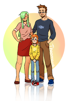 The Kazan Family - Part 1 by Thea0605
