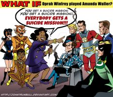 LIID 154: Oprah's Suicide Squad! by johntrumbull