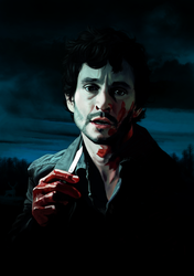 Will Graham - Hannibal by Aquila--Audax
