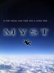 Myst Movie Poster by Codeyellow07