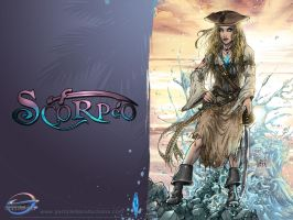 Captain Lydia Scorpeo by particle9
