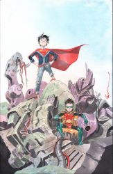 super sons cover 2 by duss005