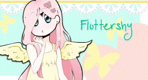Fluttershy by CactusBunny