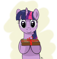 Twilight's Present by xn-d
