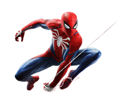 Spider-Man PS4 PNG by Metropolis-Hero1125