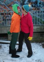 South Park Cosplay 8 by Murdoc-lein