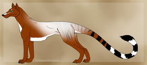 Awakening Tiger 114 by ReapersSpeciesHub