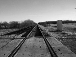 Country Railroad n.2 by InkTheEchidna