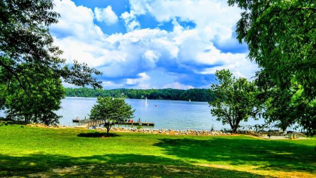 claytor lake by M1MD