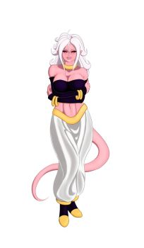 Android 21 by chad-spider