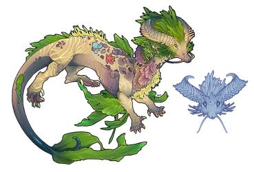 (Closed) Coral guardian adoptable by MissChrysaalis