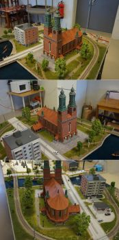 From Work: Klosters Church in Eskilstuna by uBrosis