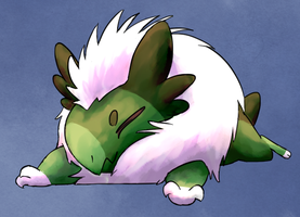 The Big Fluff by Zynonia