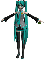 PS3 Project Diva Miku HD by Real-Zerox
