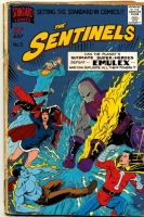 The Sentinels #5 - Emulex by roygbiv666