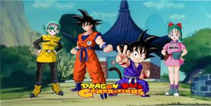 Dragon Ball Generations, The Dragon Ball Duo by Ltdtaylor1970
