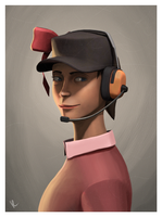 femscout portrait by wnses286