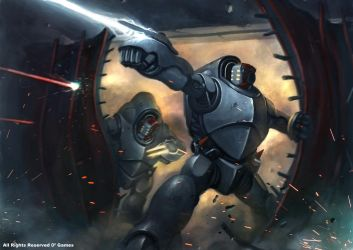 ~H.E.A.T Troopers~ by Luches