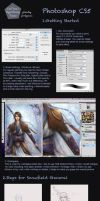 Photoshop Painting Tutorial by Yue-Iceseal